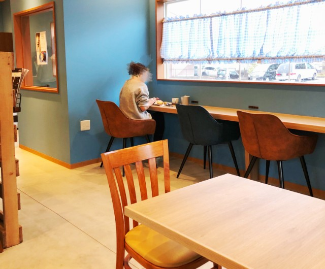 名古屋市天白区【Cafe WONDER(カフェワンダー)】おひとり様モーニング