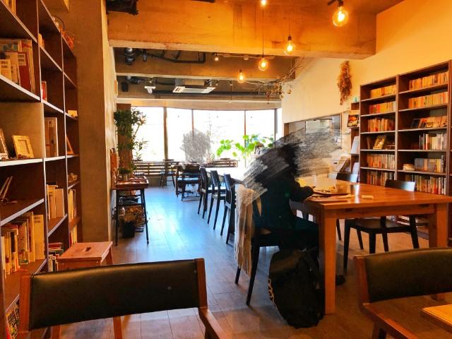 平針カフェ【キッサマシマロ】カフェタイム