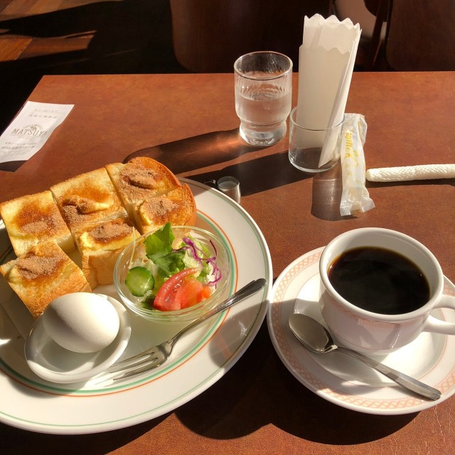 名古屋市天白区【GOLPIE COFFEE(ゴルピーコーヒー)】モーニング オーダー