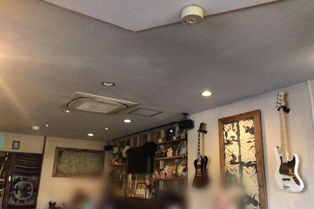 名古屋市天白区【Laidback】の店内
