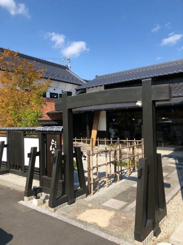 名古屋市天白区【珈琲屋らんぷ】モーニング 外観1