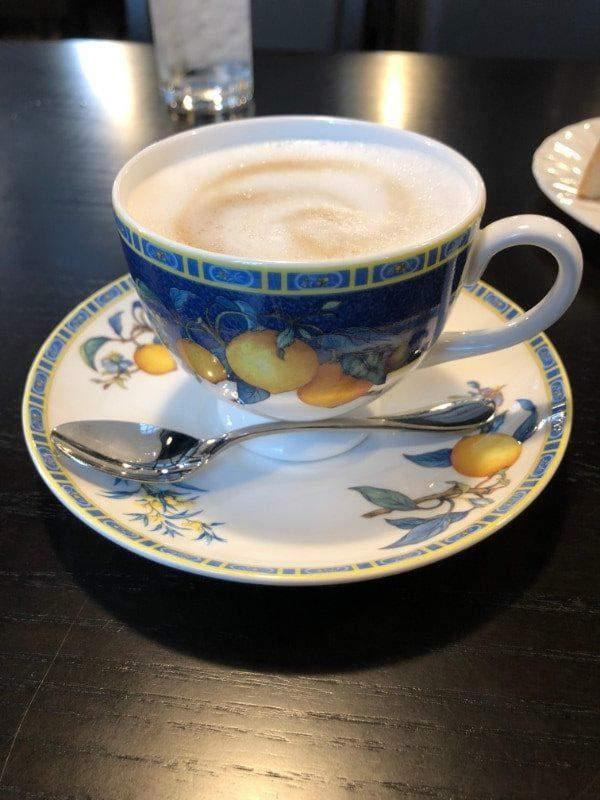名古屋市天白区「珈琲屋らんぷ天白店」のコーヒー