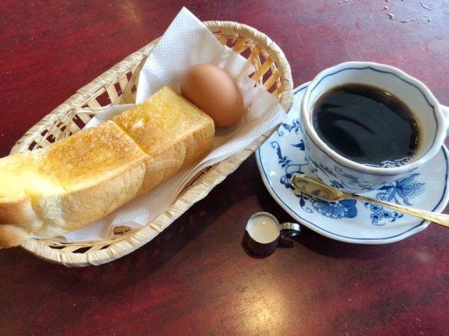 名古屋市天白区 リンデンのモーニング