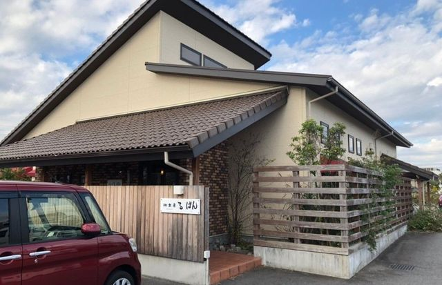 平針駅周辺おすすめランチ店【るぱん】外観