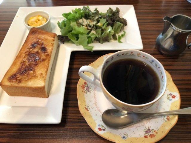 名古屋市天白区 珈食房 る ぱん 平針店のモーニング