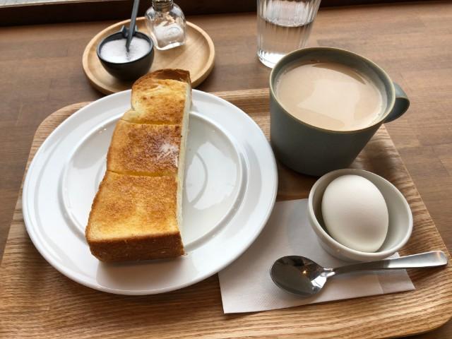 名古屋市天白区【キッサ マシマロ】モーニング 実物