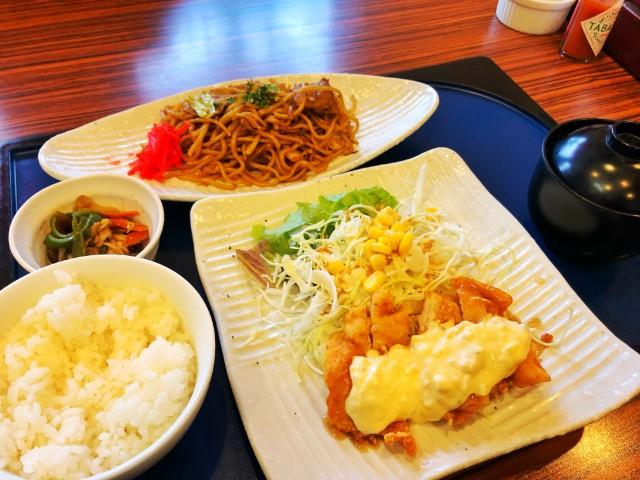 平針駅周辺おすすめカフェ【る・ぱん】日替わり定食
