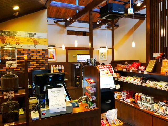 平針駅周辺おすすめカフェ【る・ぱん】内観