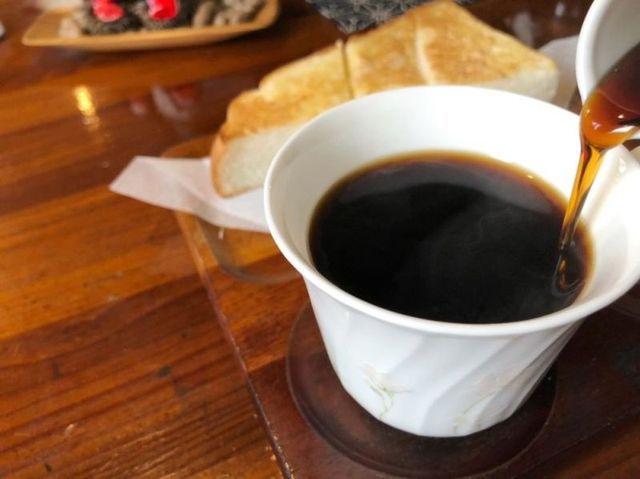 名古屋市天白区 すぬーぴーのハニーコーヒー