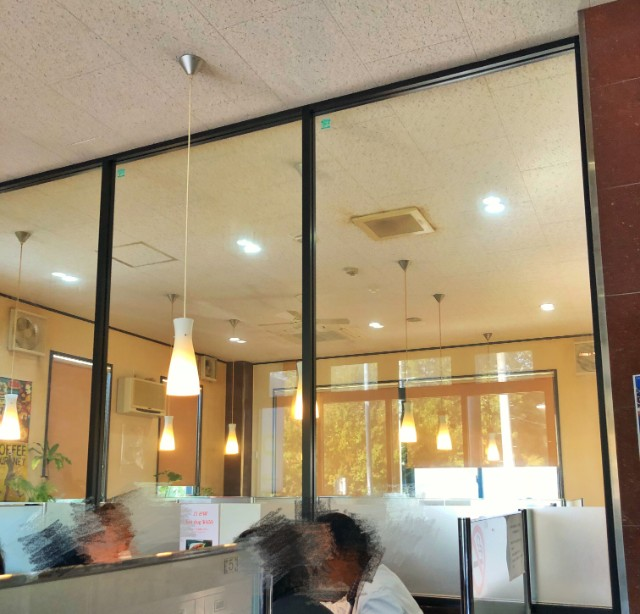 名古屋市天白区【カフェスワン】モーニング 分煙