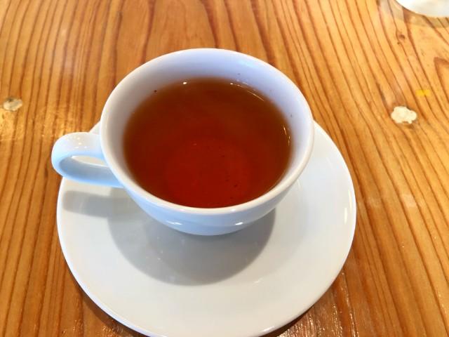 平針カフェ【suburbian(サバーヴィアン)】モーニング ハーブティー