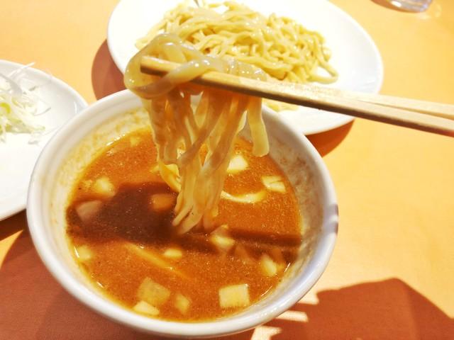 名古屋市天白区原ラーメン【らぁ麺 蒼空(そら)】麺