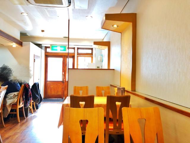 名古屋市天白区原ラーメン【らぁめん 蒼空(そら)】内観2