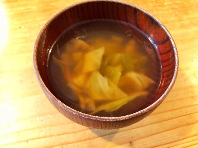 平針ランチ【ことり食堂】ランチ すまし汁