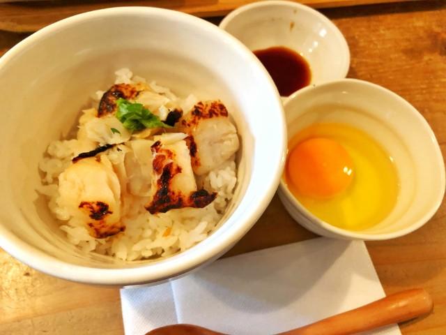 平針ランチ【ことり食堂】ランチ たまごかけご飯