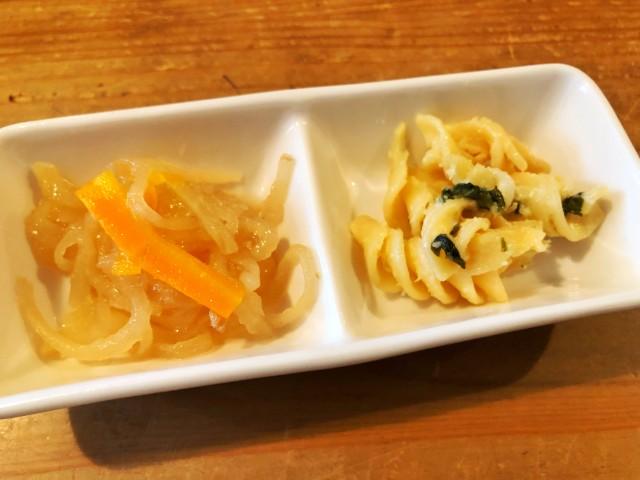 平針ランチ【ことり食堂】ランチ お惣菜2種