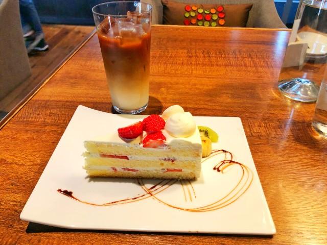 平針ランチ【リグノーサカフェ】試験場周辺 ドリンク・デザート