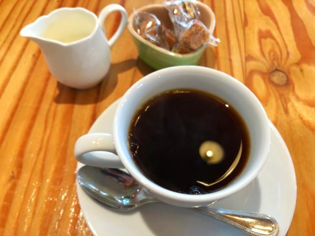 平針ランチ【suburbian(サバーヴィアン)】コーヒー