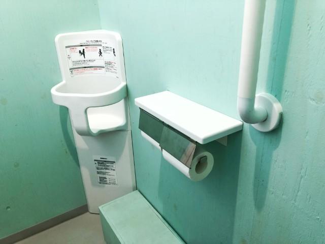 平針ランチ【suburbian(サバーヴィアン)】トイレ
