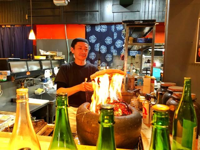 平針ランチ【居酒屋 膳】藁焼き