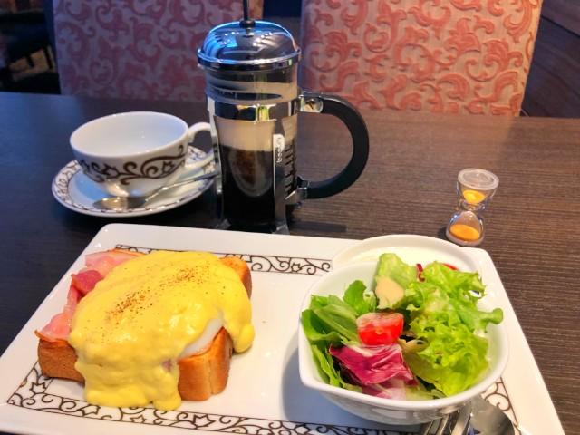 平針カフェ(試験場近く)【元町珈琲 愛知徳重の離れ】モーニングの組み合わせは無限大!ボリュームもあって大人気なので、朝早めの来店がおすすめ。