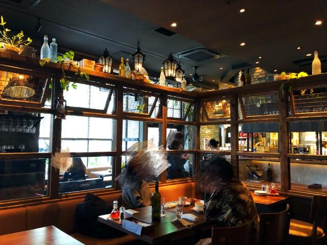 平針試験場周辺おすすめランチ店【KAMINOKURA436TERRACE(カミノクラ436テラス】2
