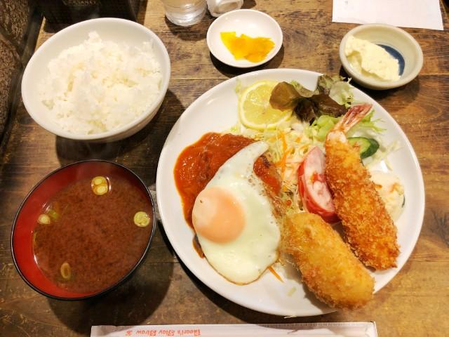 名古屋【覚王山おすすめランチ店】キッチンひらき4