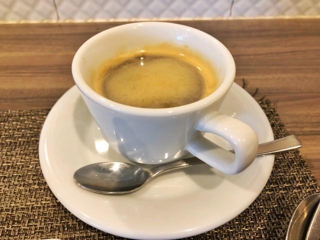 名古屋覚王山【AL Fortuna(アルフォルトゥーナ)】ホットコーヒー