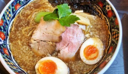 だが屋|名古屋市民の免許更新ついでにおススメ。煮干し&背脂を使った濃厚なスープ