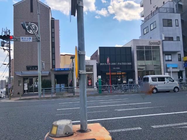 覚王山 パン【GRANDIR(グランディール)】外観3
