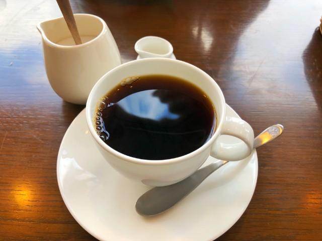 覚王山カフェ【ジクー】ブレンドコーヒー