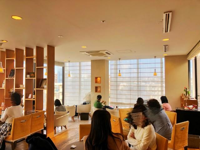 名古屋【覚王山おすすめランチ店】カフェジクー2