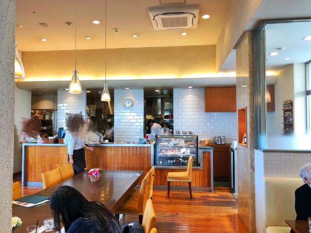 覚王山カフェ【ジクー】店内4