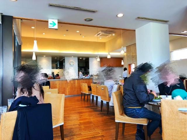 覚王山カフェ【ジクー】店内5