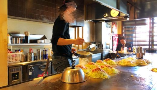 四間道/円頓寺 ランチ★じゃけん 名古屋店|本場の超絶品、広島風お好み焼き。カープ愛にも溢れています