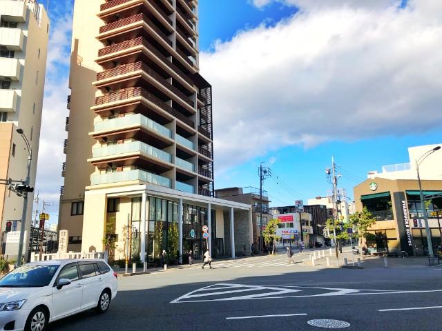 名古屋【覚王山おすすめランチ店】日泰寺参道入口