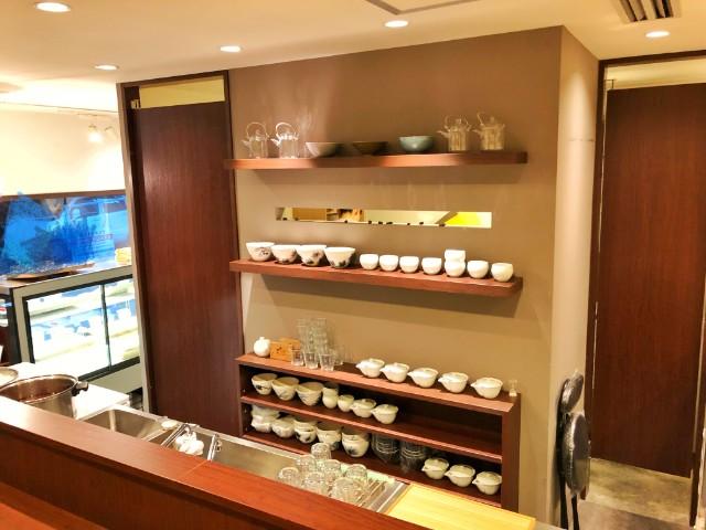 覚王山【和菓子菓寮ocobo(おこぼ)】茶器など
