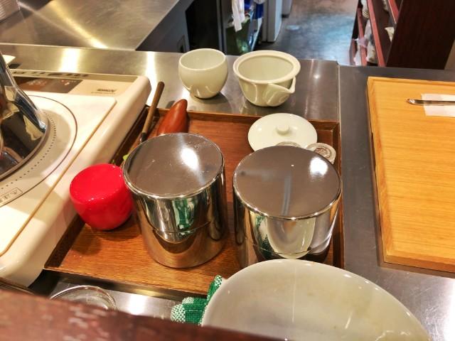 覚王山【和菓子菓寮ocobo(おこぼ)】日本茶