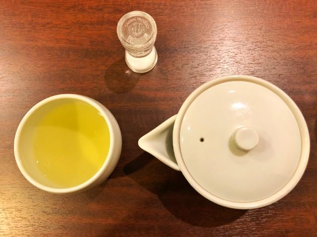 覚王山【和菓子菓寮ocobo(おこぼ)】くき茶