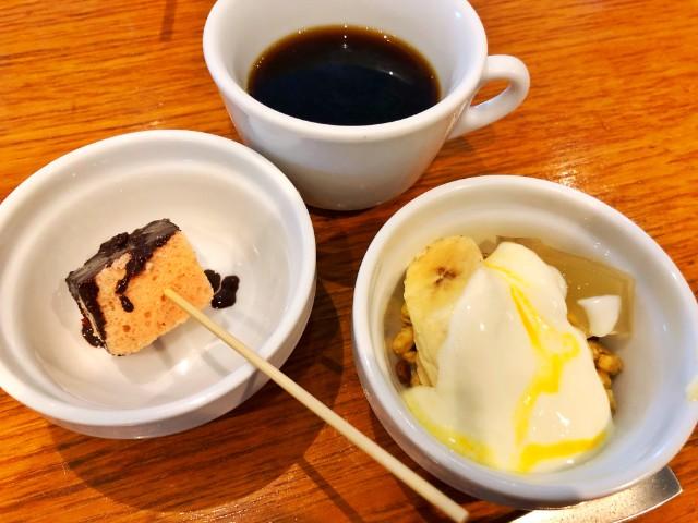 【SALVATORE CUOMO & BAR(サルヴァトーレクオモ) 覚王山】食後のデザート