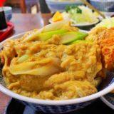 覚王山ランチ【たまや】かつ丼1