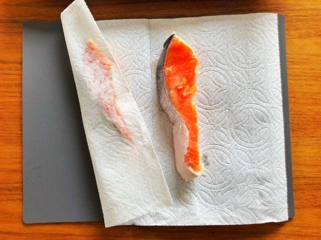 【コストコ名古屋守山オープン情報】銀鮭冷凍1