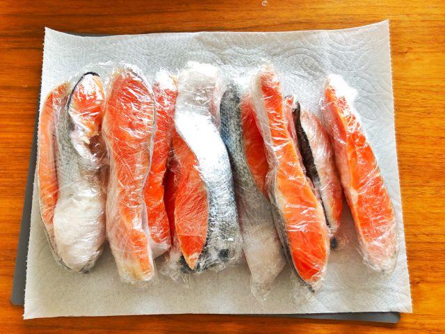 【コストコ名古屋守山オープン情報】銀鮭冷凍5