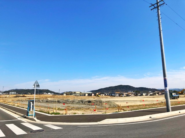 【コストコ名古屋守山オープン情報】建設予定地2