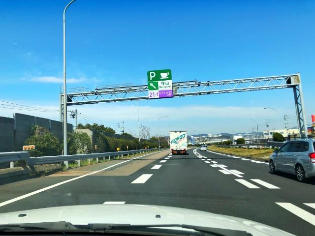 【コストコ名古屋守山オープン情報】守山IC1