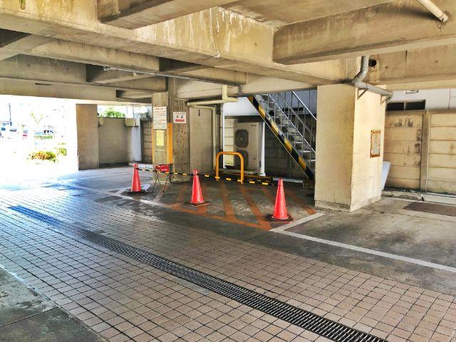 御器所【コンパル】駐車場1