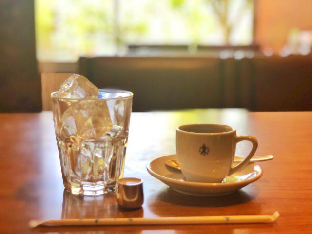 御器所【コンパル】アイスコーヒー1