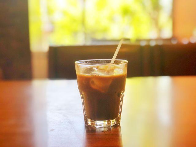 御器所【コンパル】アイスコーヒー完成形