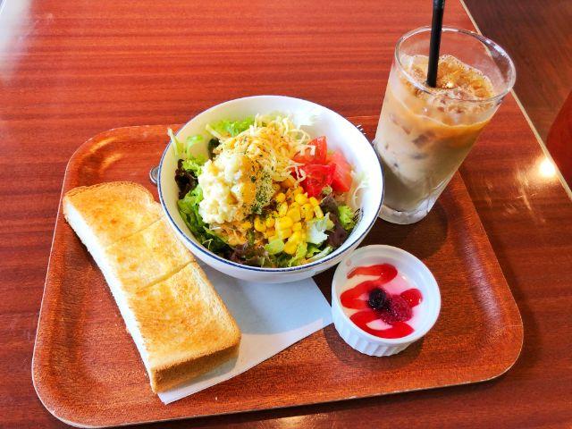 いりなか【サラダショップランチア(LANCIA)】サラダモーニング2