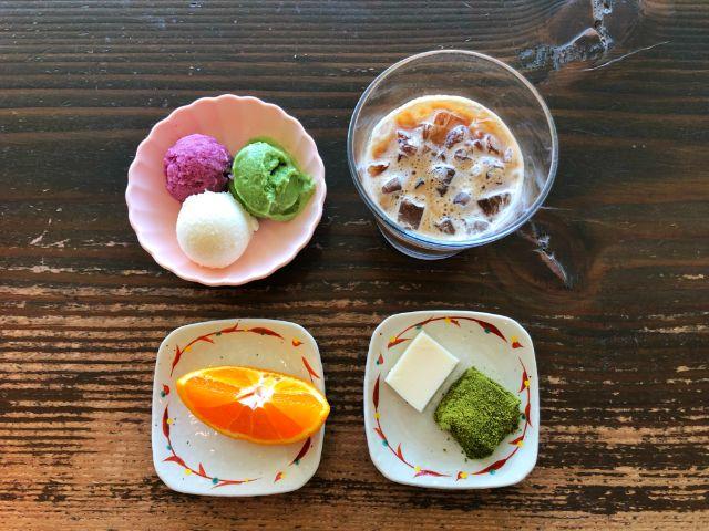 モクモクファーム【風の葡萄】ラシック ビュッフェ デザート2